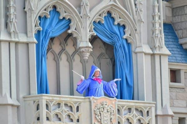 Fairy Godmother extra magic