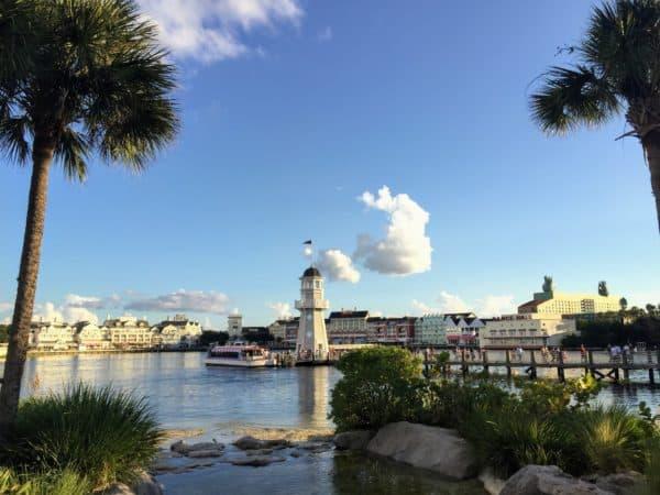 Beach Club Yacht Club and Boardwalk Inn