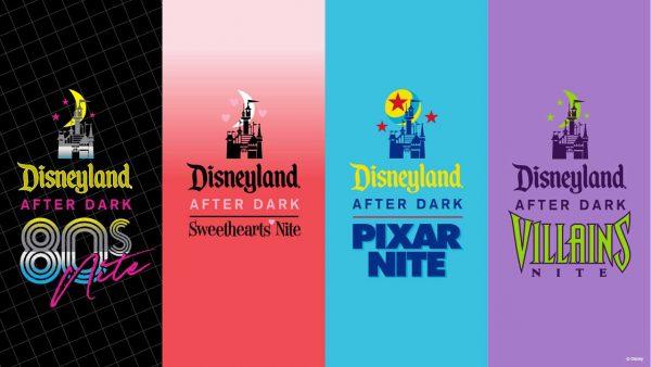 Disneyland After Dark events 2020