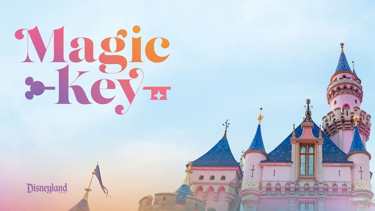 disneyland magic key program