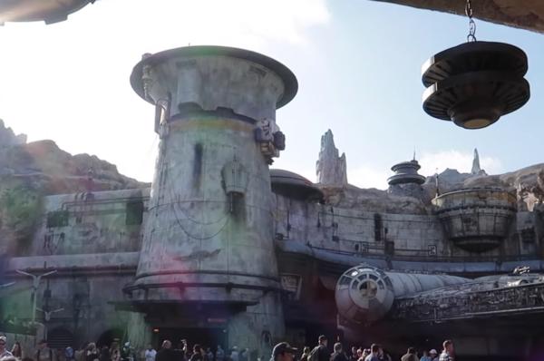 Smuggler's Run - Disneyland