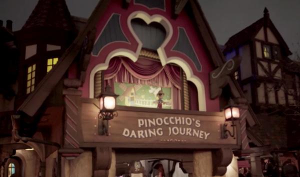 Pinnochio's Daring Journey