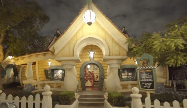 Mickey's House - Toontown Disneyland