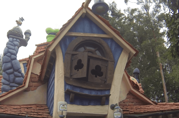 Goofy's Playhouse - Disneyland