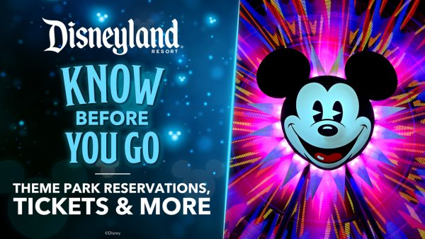 disneyland park reservation system announcement