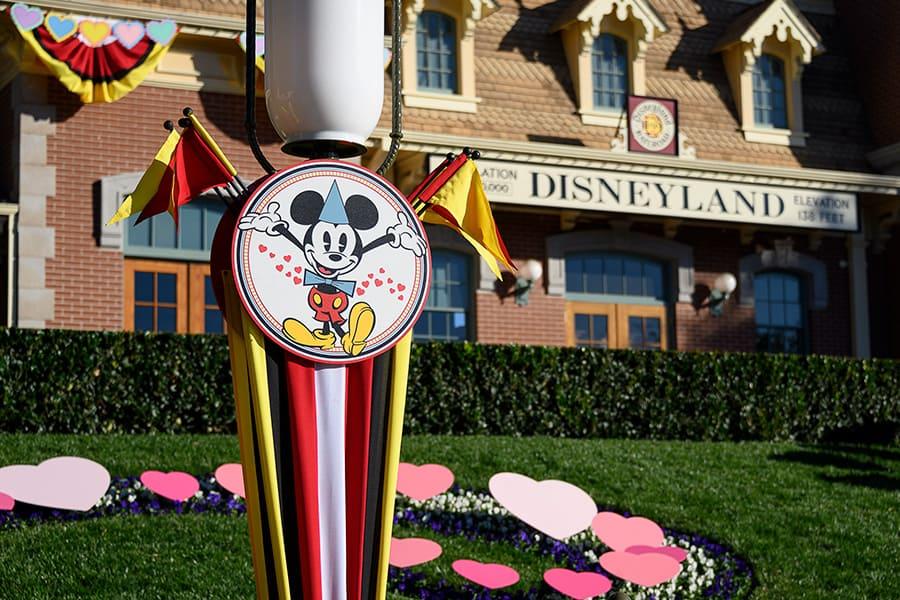 Disneyland Valentine's Month
