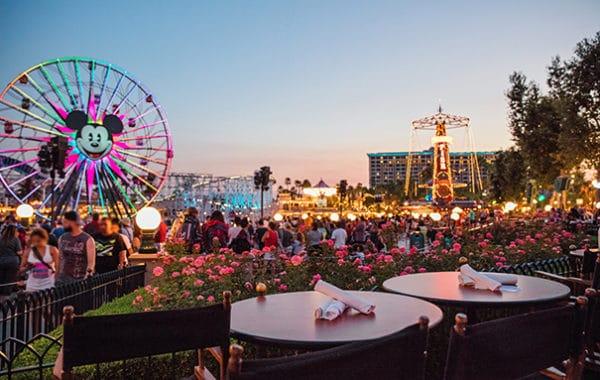 Disneyland Dessert Party