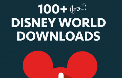 100+ free Disney downloads