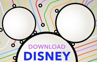 disneyworldmaps 390x250 - Disney World maps - download for the parks, resorts, parties + more