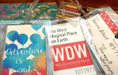 diydisneyworldluggagetags 390x250 - Printable (and cute!) Disney World luggage tags