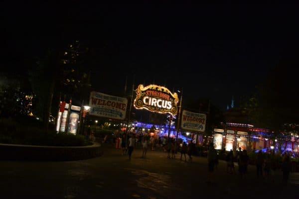 Storybook circus EMH
