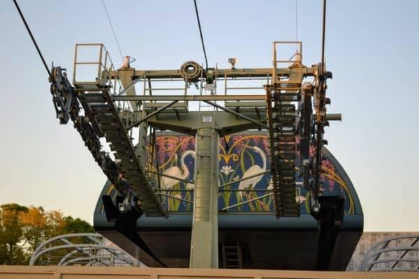 Gondola at International Gateway