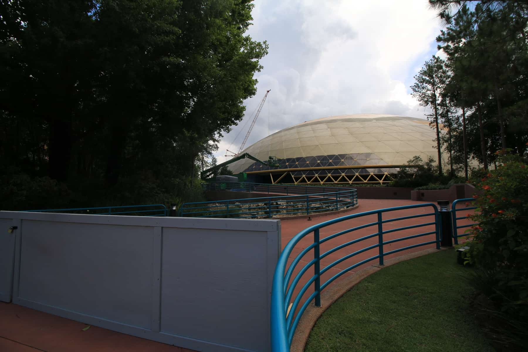 Play pavilion at Epcot