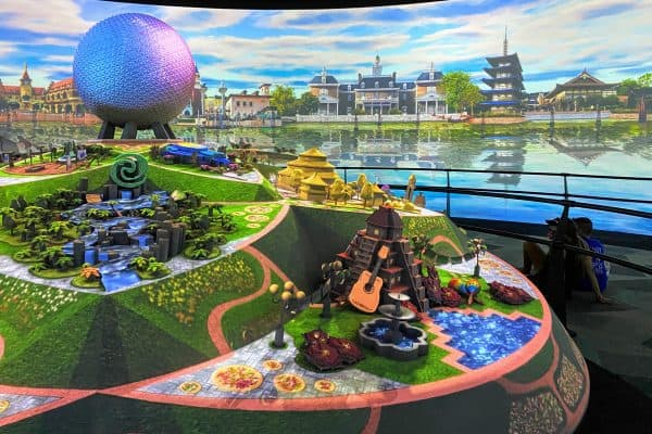 The Epcot Experience