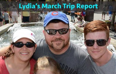 episode146square 390x250 - Lydia's March pre- and post-trip report - PREP146