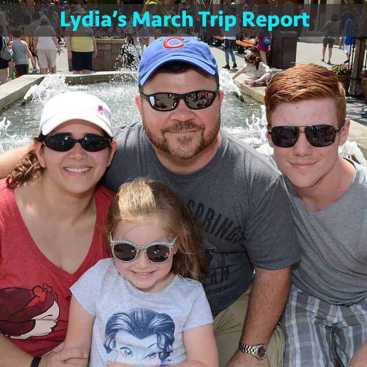 Lydia's March Trip Report | WDW Prep School