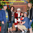 Kimberly's november trip report