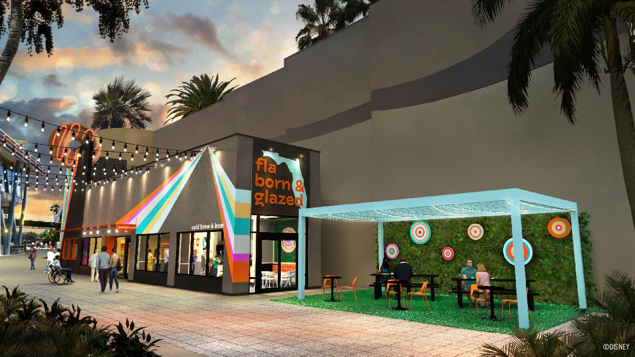 Pros and Cons for All Disney Springs Restaurants - Everglazed Donuts