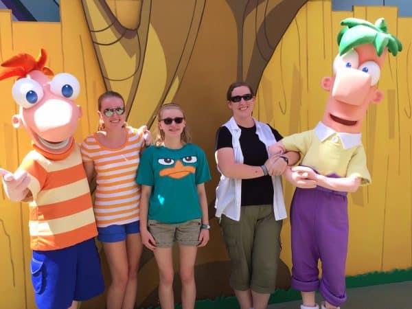 Phineas & Ferb DisneyBound