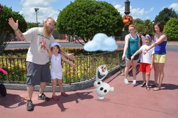 Family DisneyBound