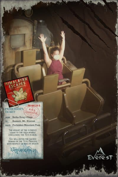 expedition everest photopass