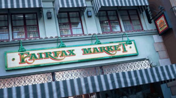 Fairfax Market at DCA