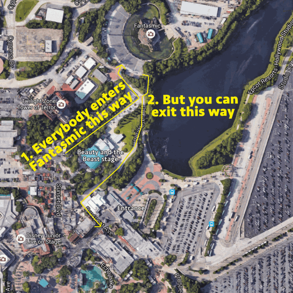 fantasmicexit 1 600x600 - 100+ tips for your Disney World trip