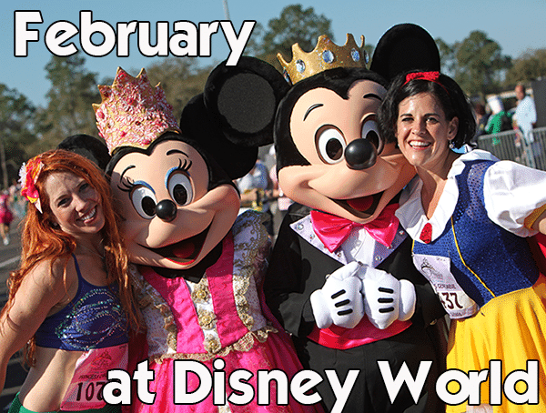 februaryheader1 - February at Disney World in 2018
