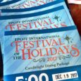 festival of the holidays candlelight processional dining package voucher