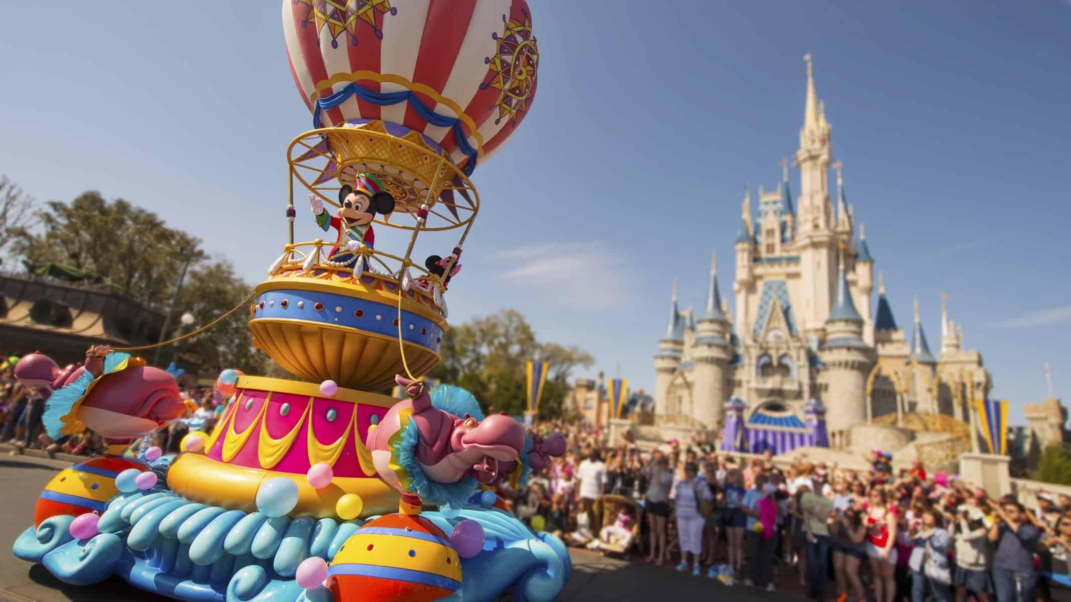 Festival of Fantasy Parade – Temporarily Unavailable