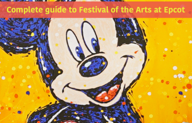 Complete guide to Festival of the Arts