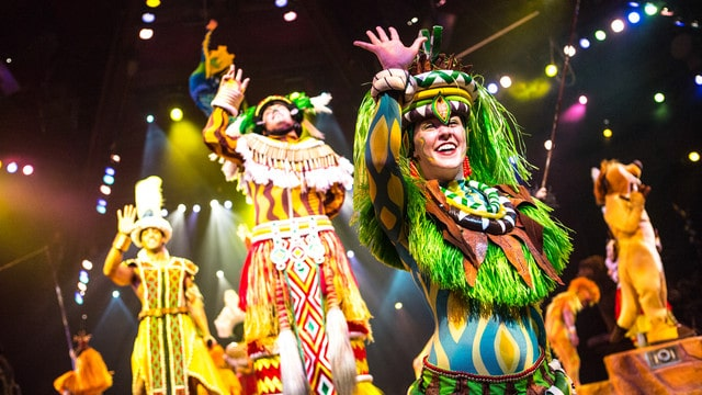 Festival of the Lion King – Temporarily Closed