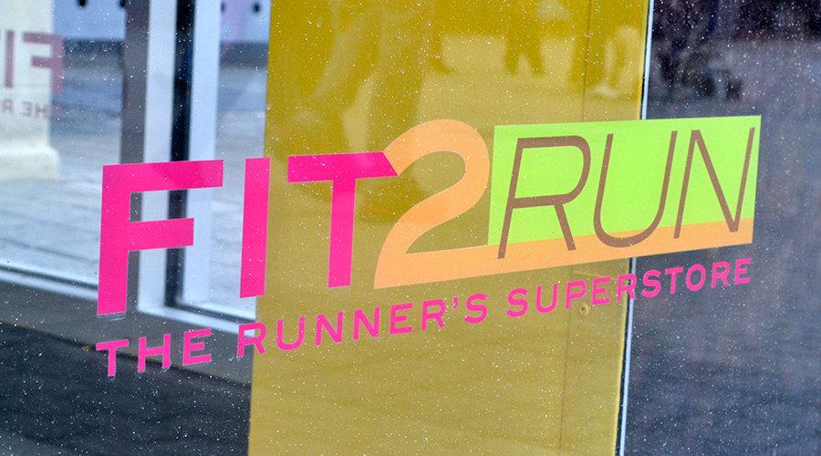Fit2Run at Disney Springs