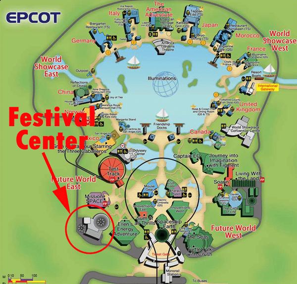 flowerandgardenfestivalcenter - Guide to Epcot's Flower and Garden Festival for 2018