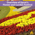 Overview of Epcot's Flower and Garden festival