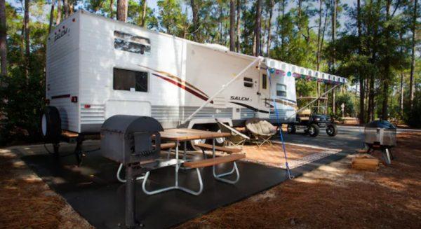 Fort Wilderness Premium Campsites