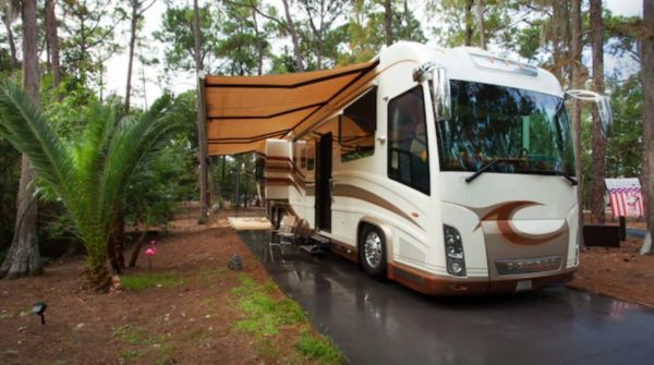 Fort Wilderness Full Hook-Up Campsite
