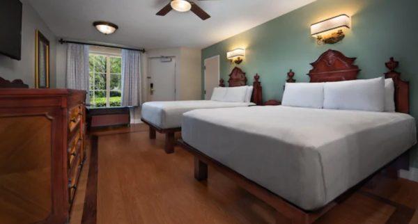 Room at Disney's French Quarter
