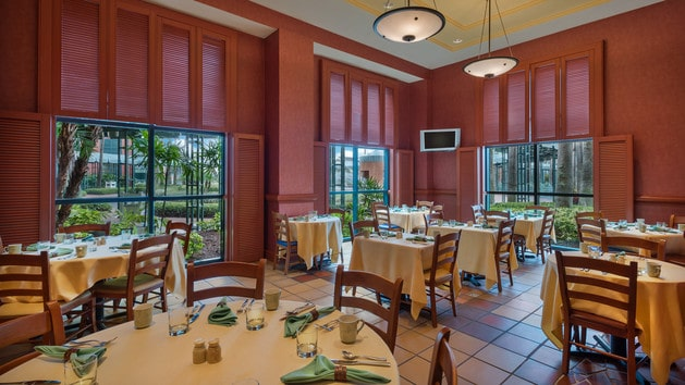 The pros and cons of all Epcot-area restaurants - Fresh Mediterranean Market (breakfast) – Temporarily Closed