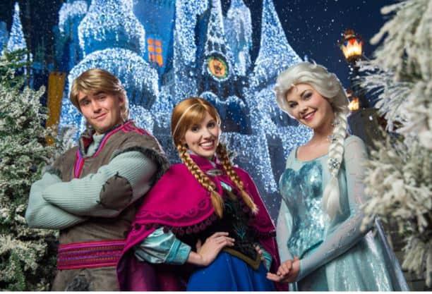 Frozen Holiday Wish (seasonal)