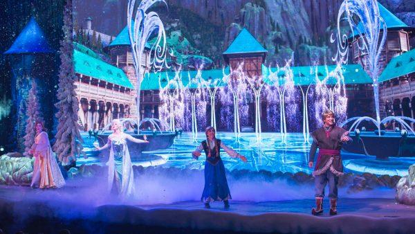 Frozen Sing Along at Hollywood Studios