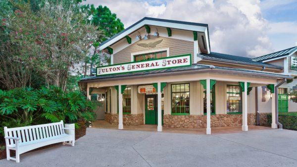 Fulton's General Store at Port Orleans Riverside