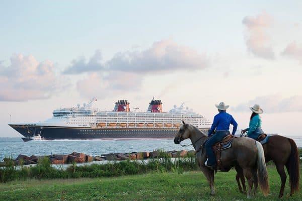 Galveston, Texas Disney Cruise Line
