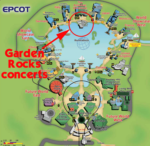 Overview Of Epcot S Flower And Garden Festival Wdw Prep School