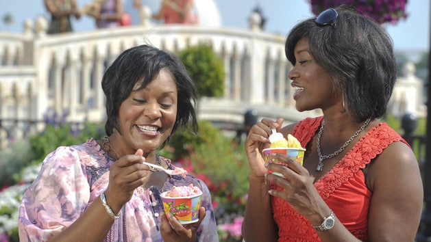 Pros and Cons for All Epcot Restaurants - Gelati