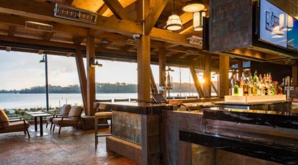 Geyser Point at Wilderness Lodge