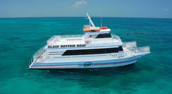 Glass Bottom Tour in Key West