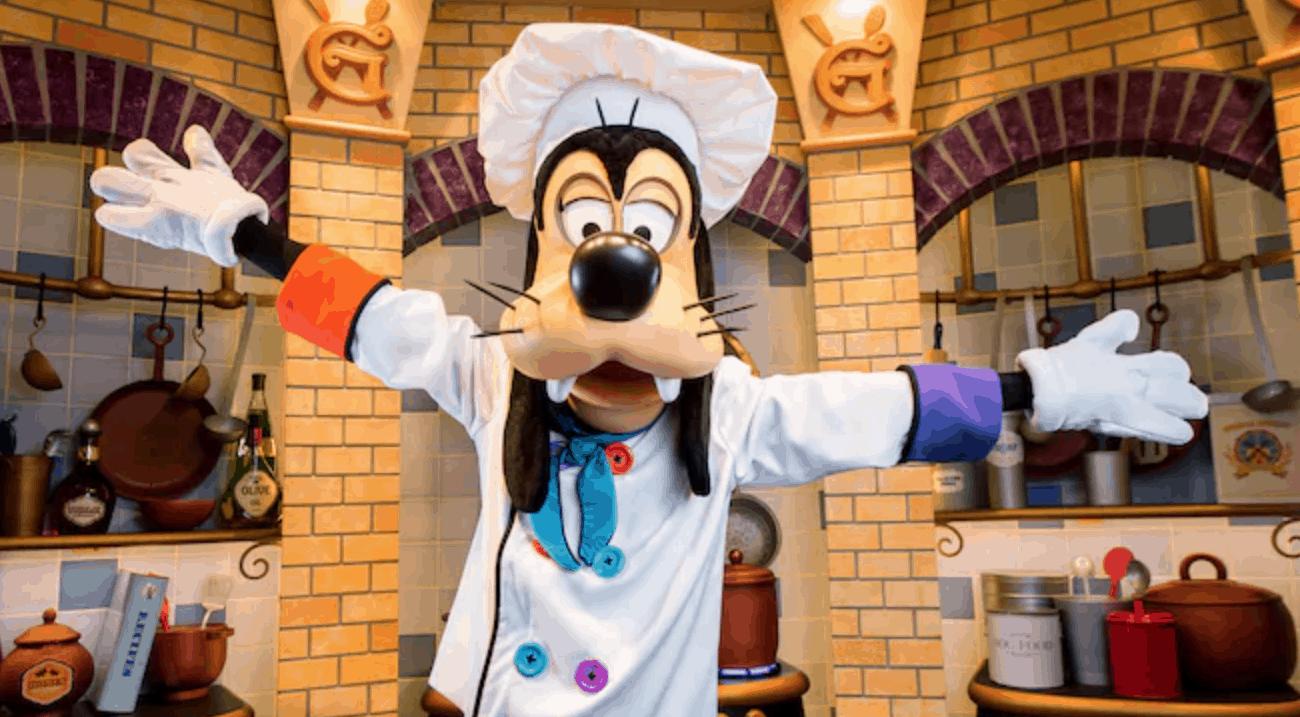 Goofy's Kitchen at Disneyland Hotel