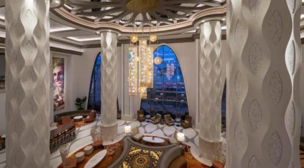 Gran Destino Tower lobby