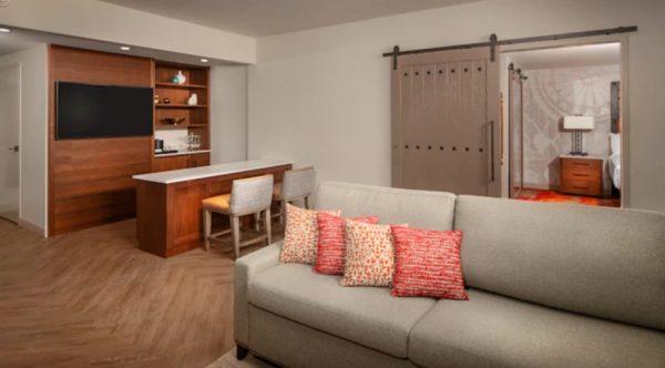 Gran Destino Tower one bedroom suite
